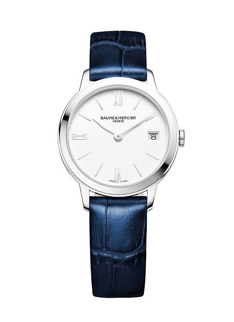 Baume & Mercier Classima Quartz in Stainless steel