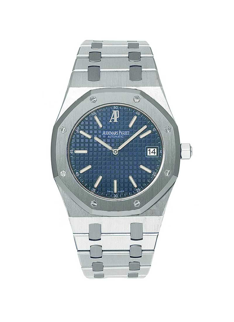 Audemars Piguet Royal Oak  Purists in Steel-limited 10 pieces in Steel Tantalum Bezel