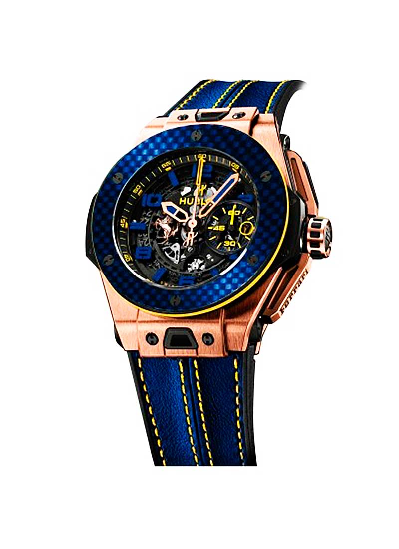 Hublot Big Bang Unico Ferrari in 18KT Rose Gold Case