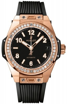 Hublot Big Bang One Click in Rose Gold