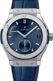 Hublot Classic Fusion  Power Reserve 45mm in Titanium