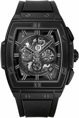 Hublot Big Bang Black Magic Chronograph in Black Ceramic Bezel