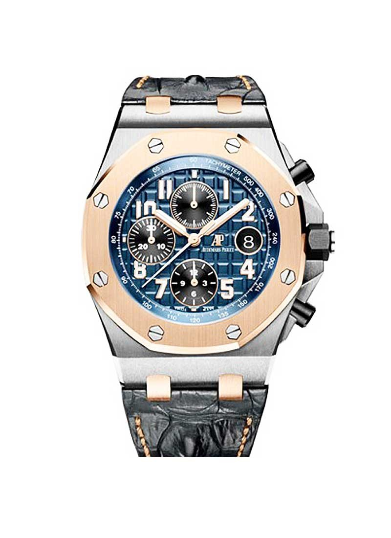 Audemars Piguet Royal Oak Offshore Chronograph 2 Tone 42mm