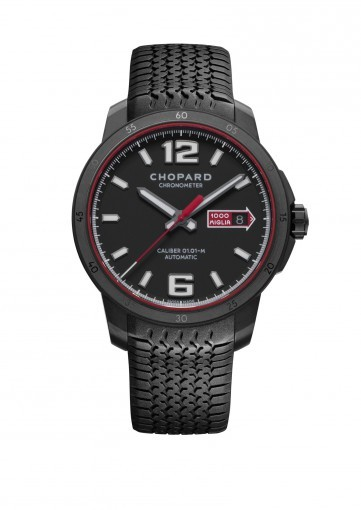 Chopard Mille Miglia GTS Automatic in Black DLC Steel