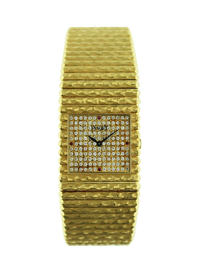 Piaget Polo in Yellow Gold