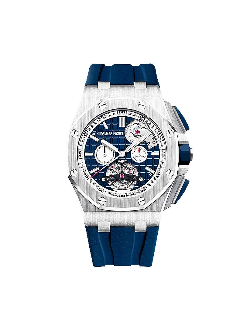 Audemars Piguet Royal Oak Offshore Tourbillon Chronograph in Steel - Limited Edition