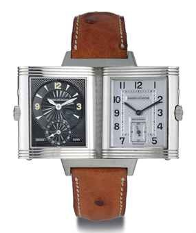Jaeger - LeCoultre Reverso Duo in Steel