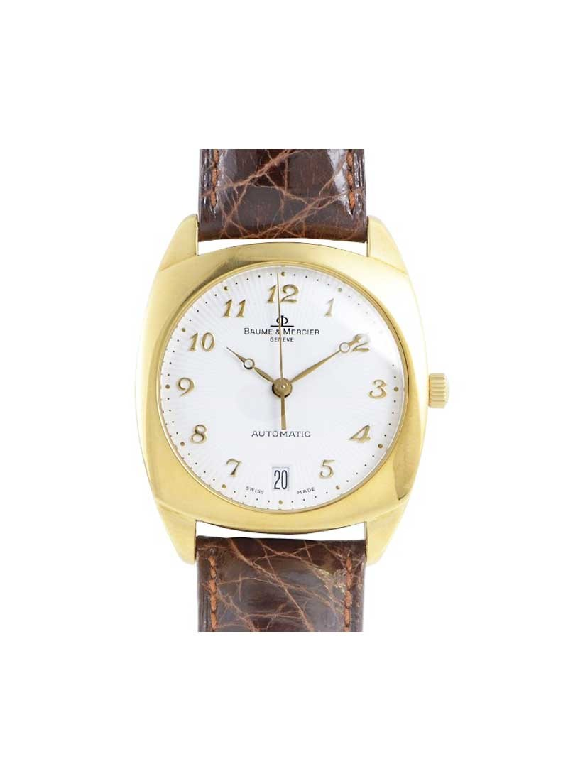 Baume & Mercier  Vintage Ladies in Yellow Gold