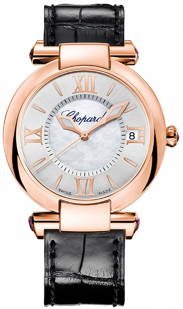 Chopard Imperiale Automatic in Rose Gold with Diamond Bezel