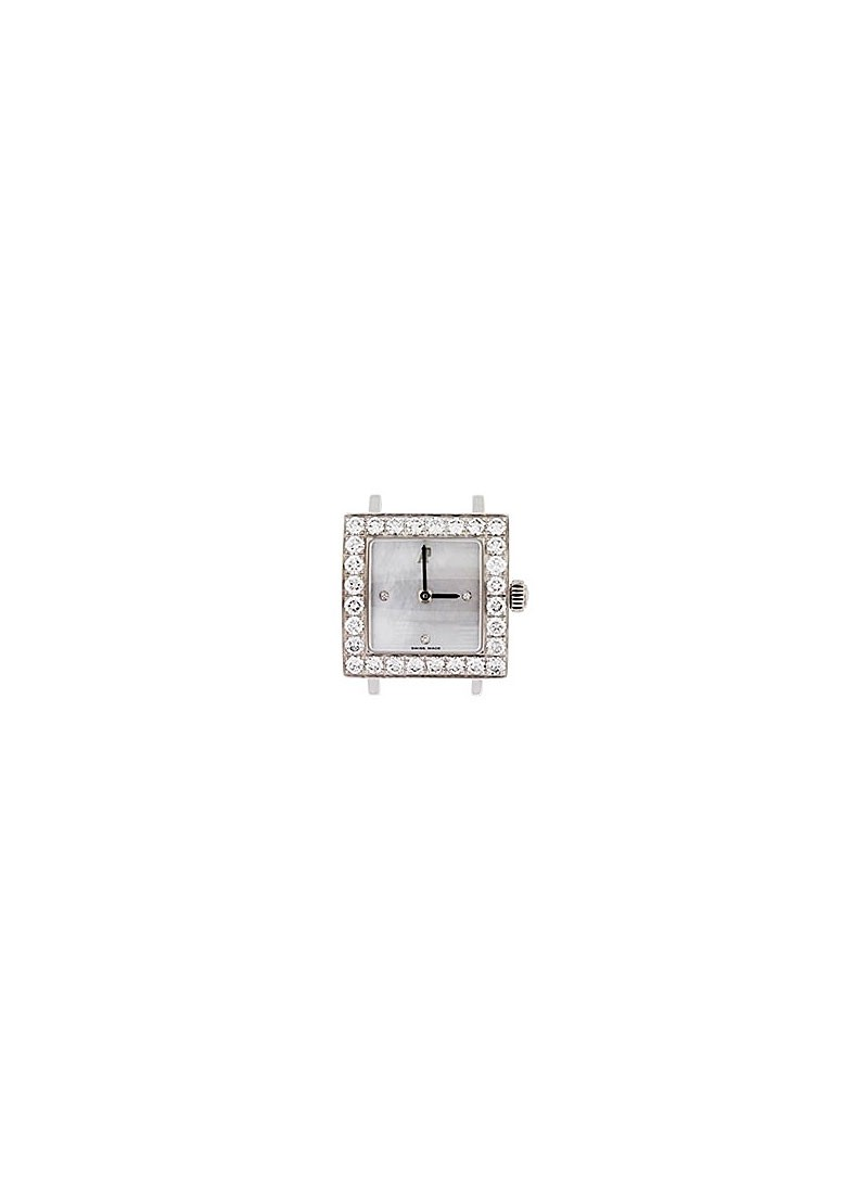 Audemars Piguet Lady Diamond in White Gold with Diamond Bezel