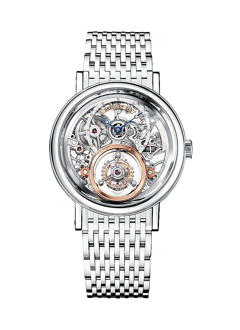 Breguet Tourbillon Messidor in Platinum