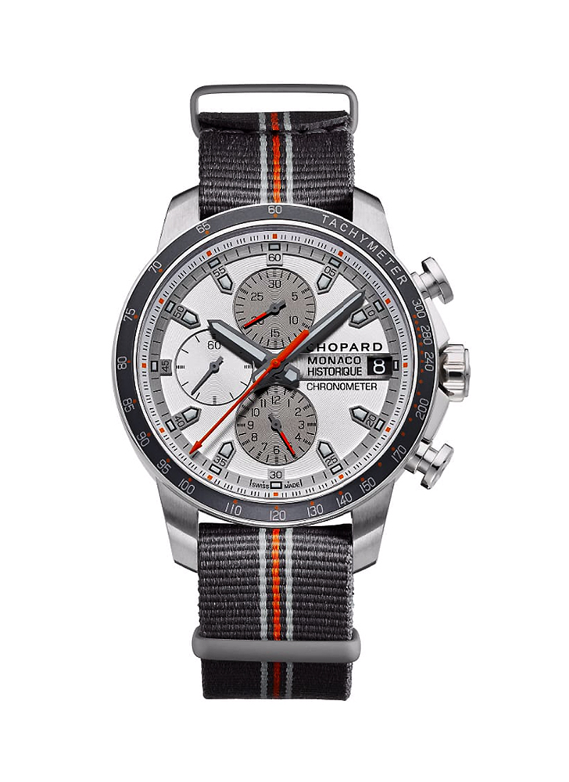 Chopard Grand Prix de Monaco Race Edition in Titanium