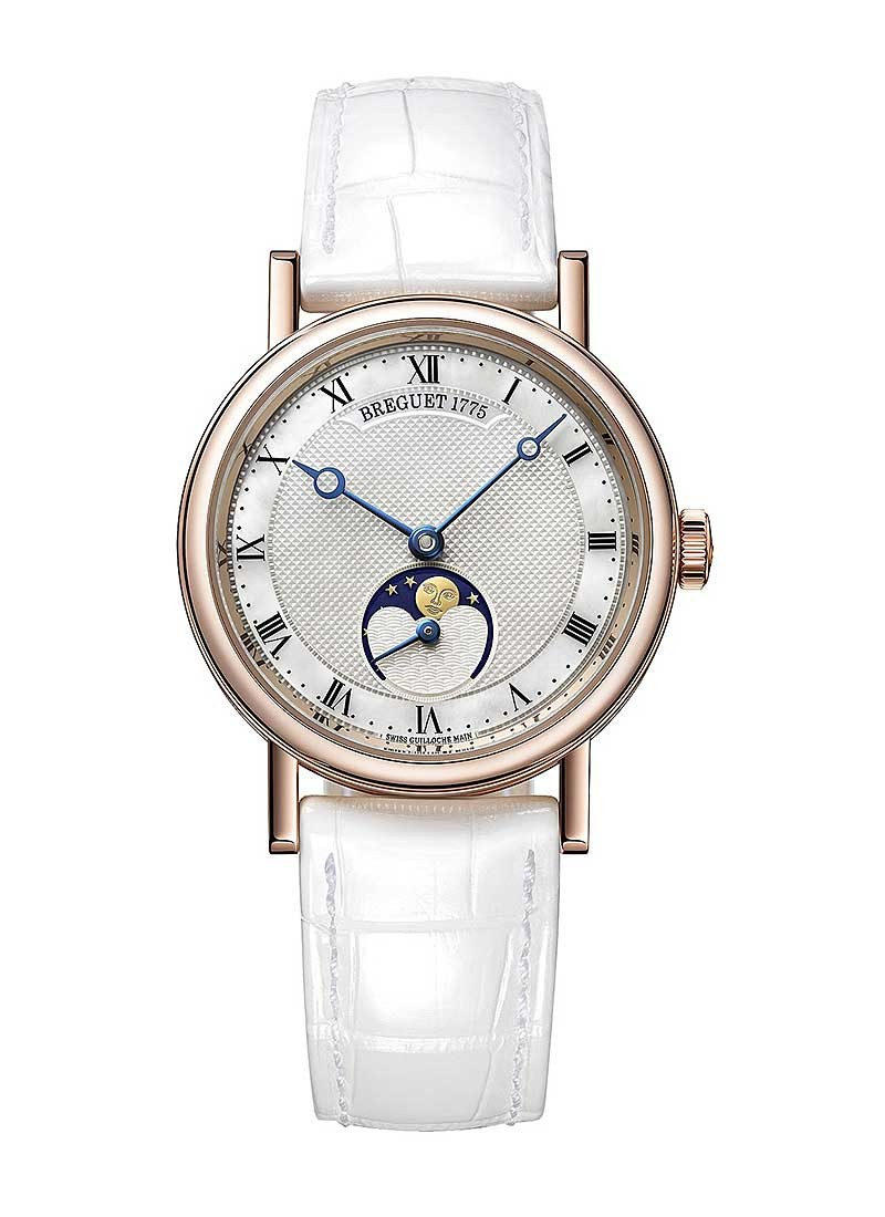 Breguet Classique Moonphase in Rose Gold