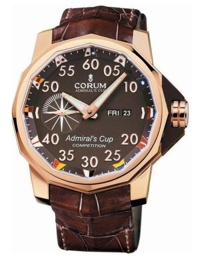 Corum Admiral's Cup Competition in Rose Gold