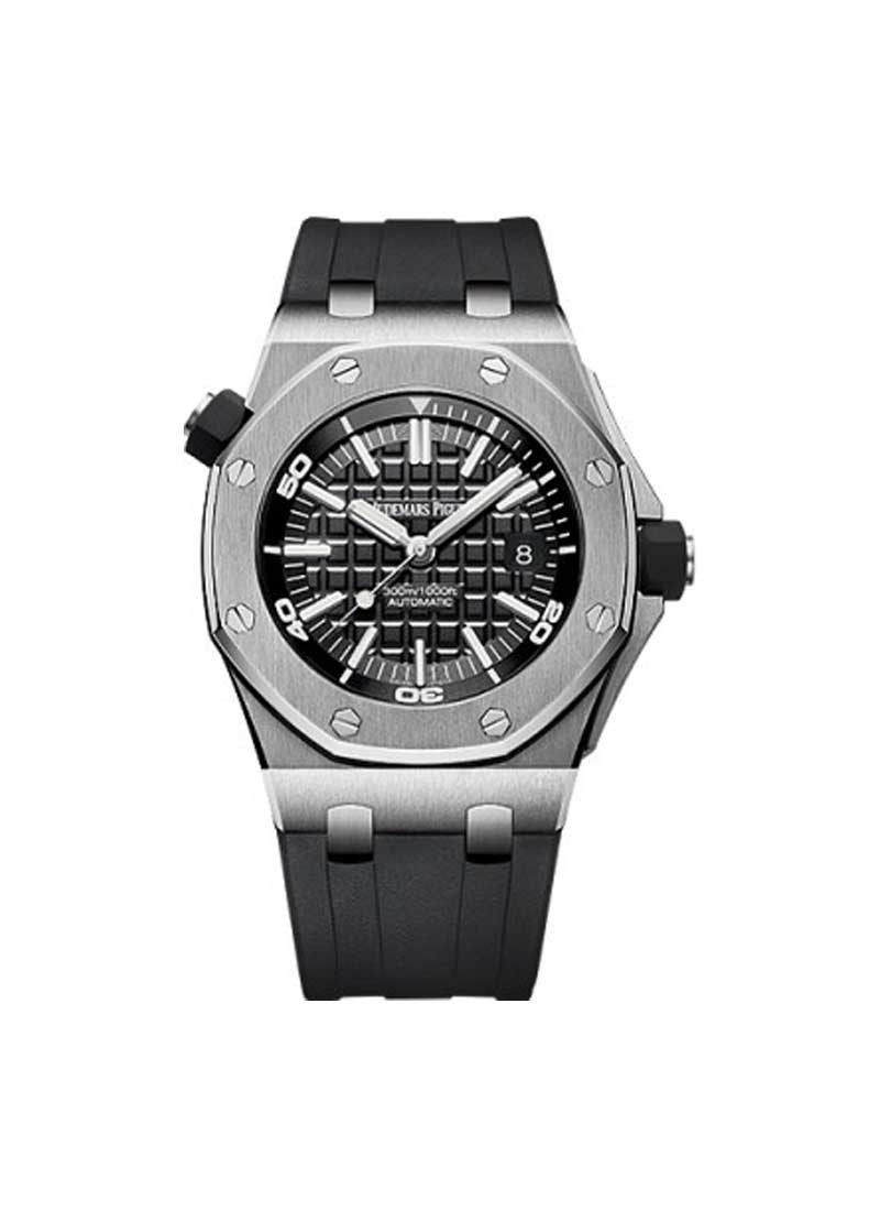 Audemars Piguet Royal Oak Offshore Diver 42mm in Steel