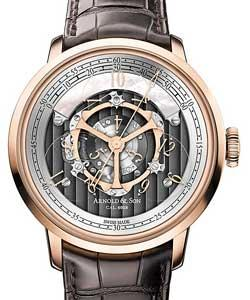 Arnold and Son Golden Wheel