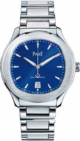 Piaget Polo 42mm Automatic in Stainless Steel