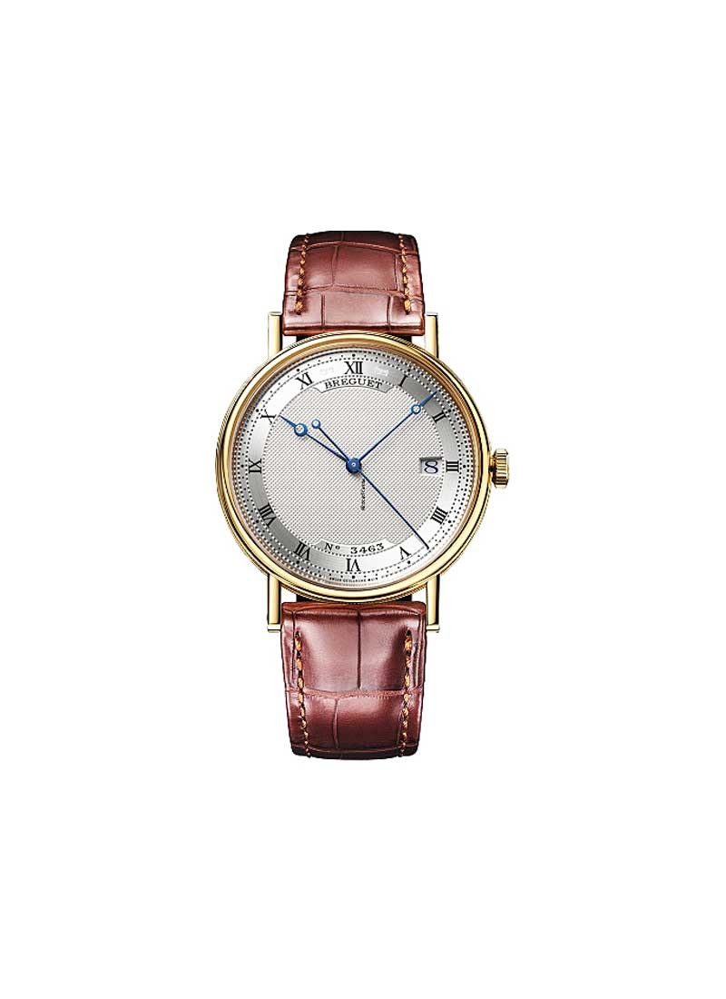 Breguet Classique Automatic 38mm in Yellow Gold