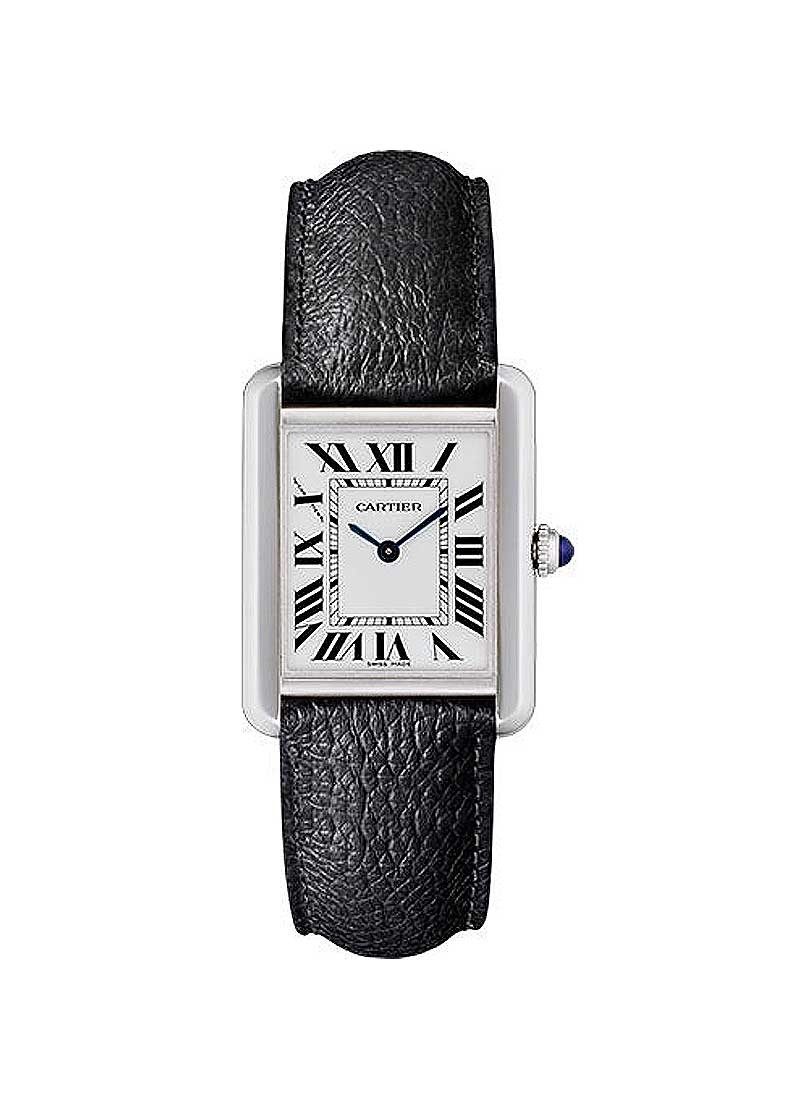 Cartier Tank Solo Large Size in Steel