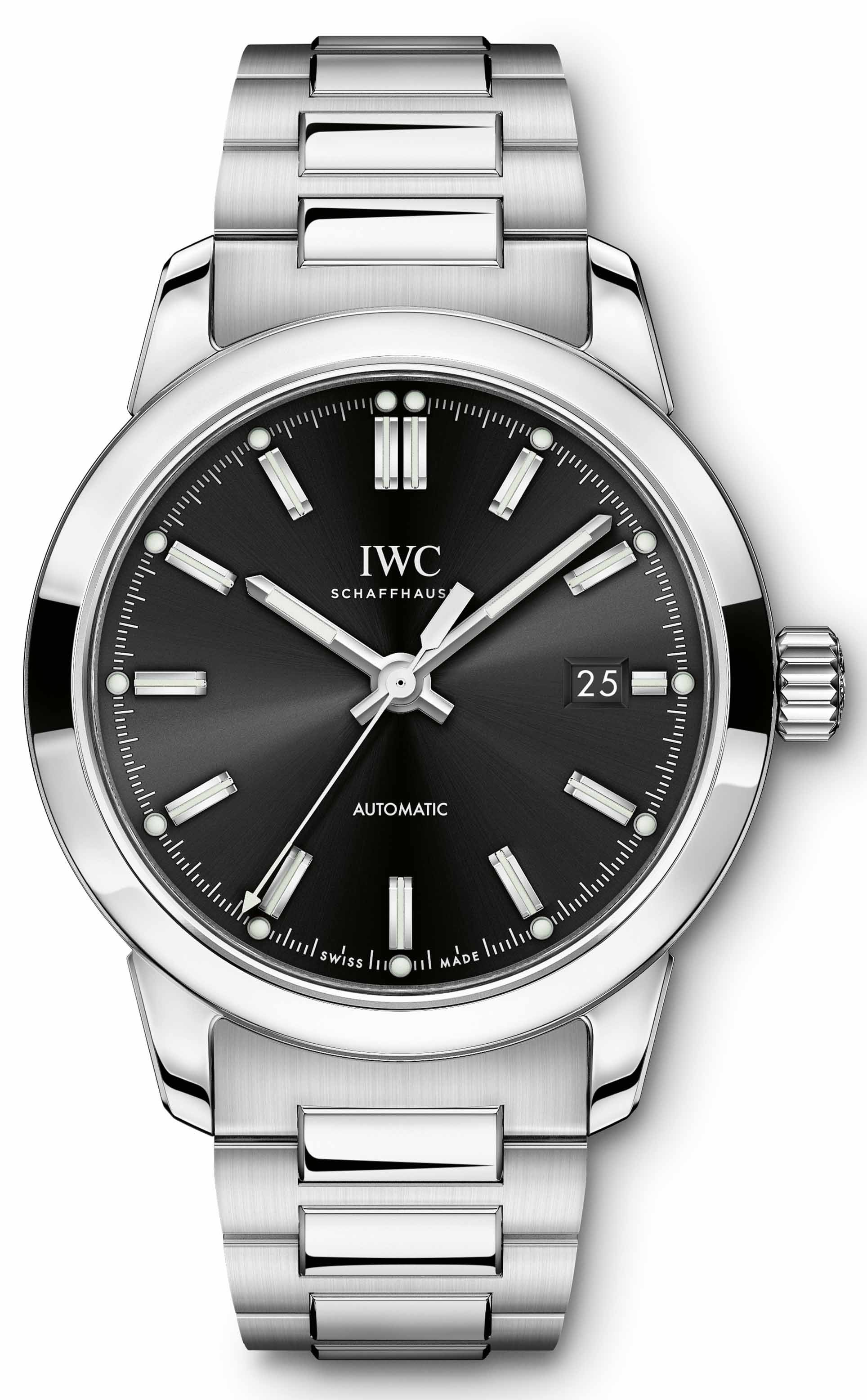 IWC Ingenieur 40mm in Steel