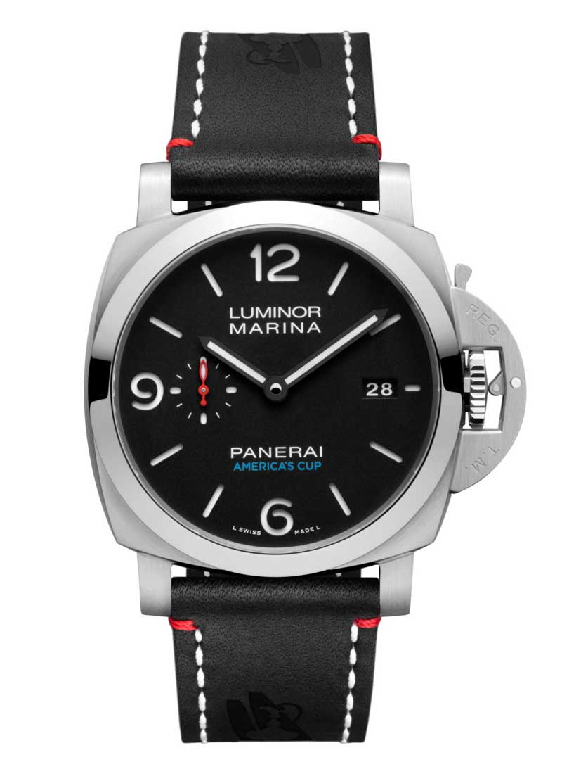 Panerai PAM 732 - Marina 1950 44mm in Steel
