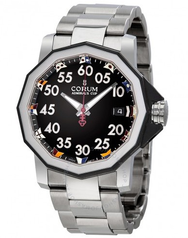 Corum Admiral's Cup in Steel
