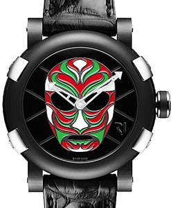 Romain Jerome Lucha Libre