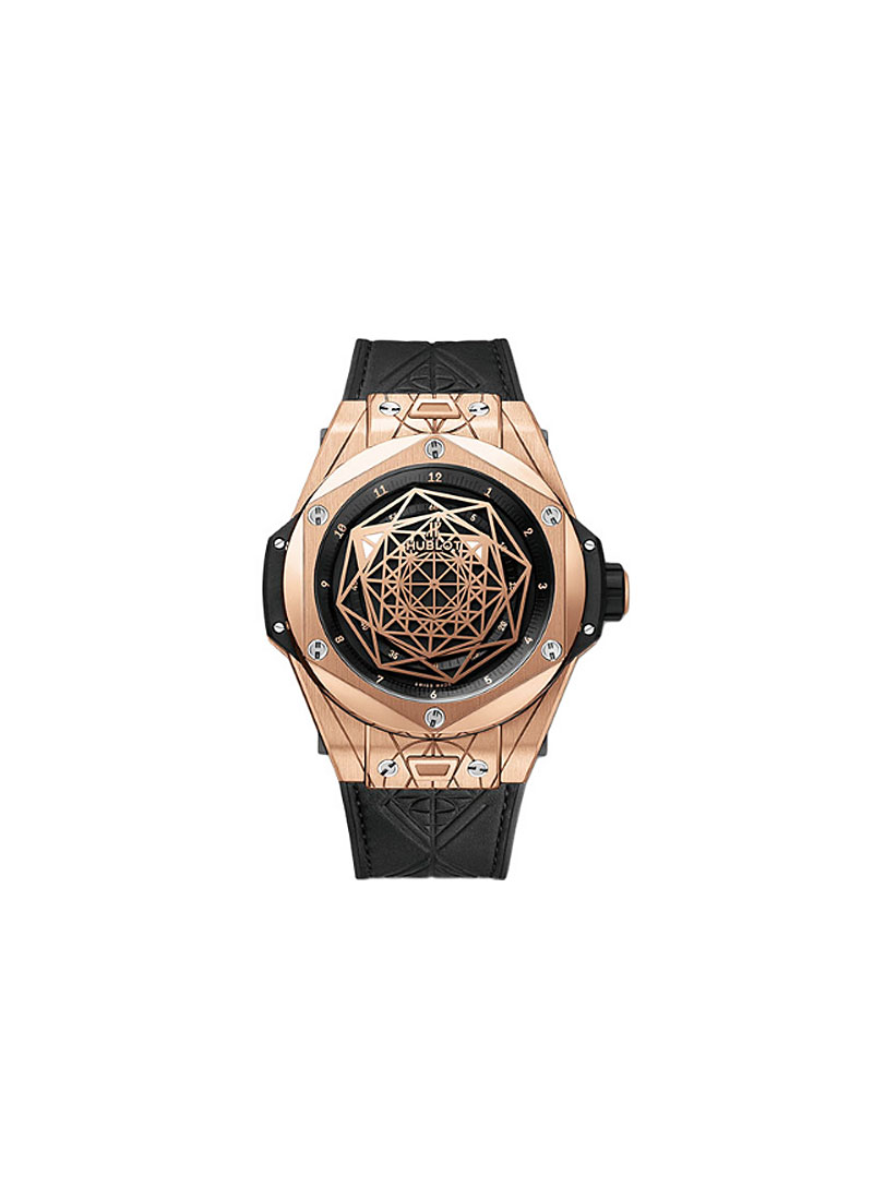 Hublot Big Bang Sang Bleu in King Gold - Limited Edition of 100 Pieces