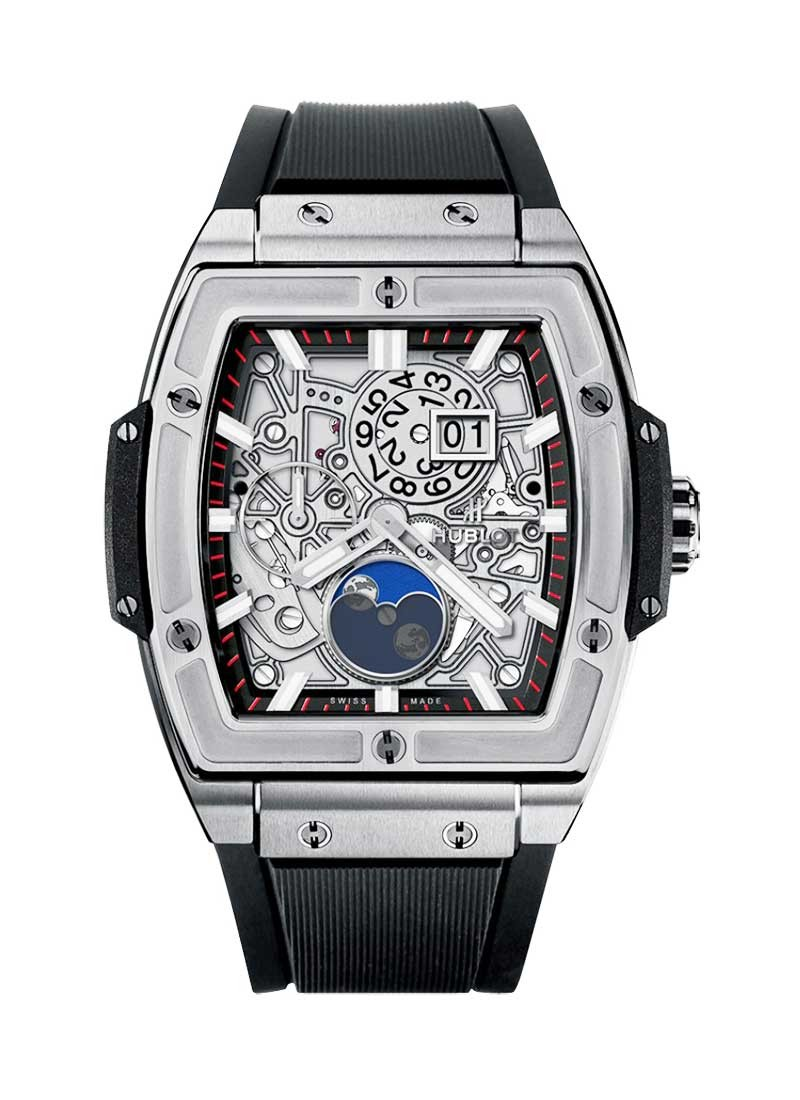 Hublot Spirit of Big Bang Moonphase 42mm Automatic in Titanium