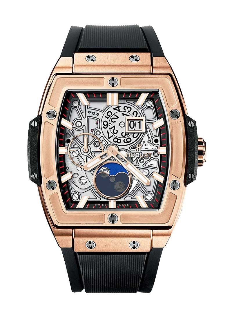 Hublot Spirit of Big Bang Moonphase 42mm Automatic in Rose Gold