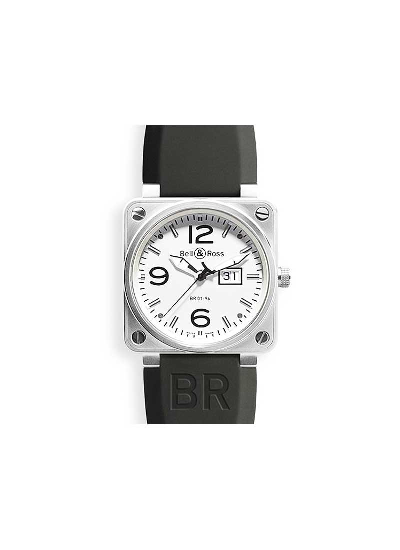 Bell & Ross BR01-96 Grande Date in Steel
