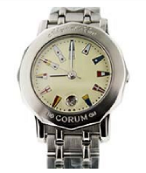 Corum Admiral's Cup Classic in Steel