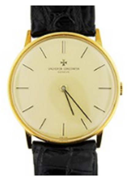 Vacheron Constantin Geneve 33mm in Yellow Gold