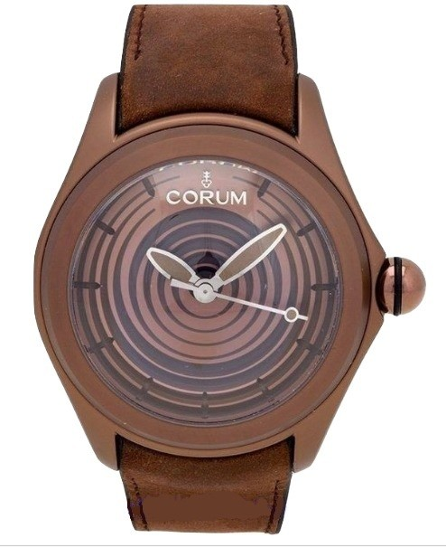 Corum Bubble XL Paiste in Brown ION Steel
