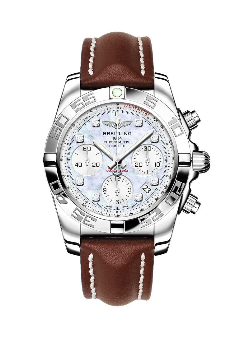 Breitling Chronomat 41mm Automatic in Steel