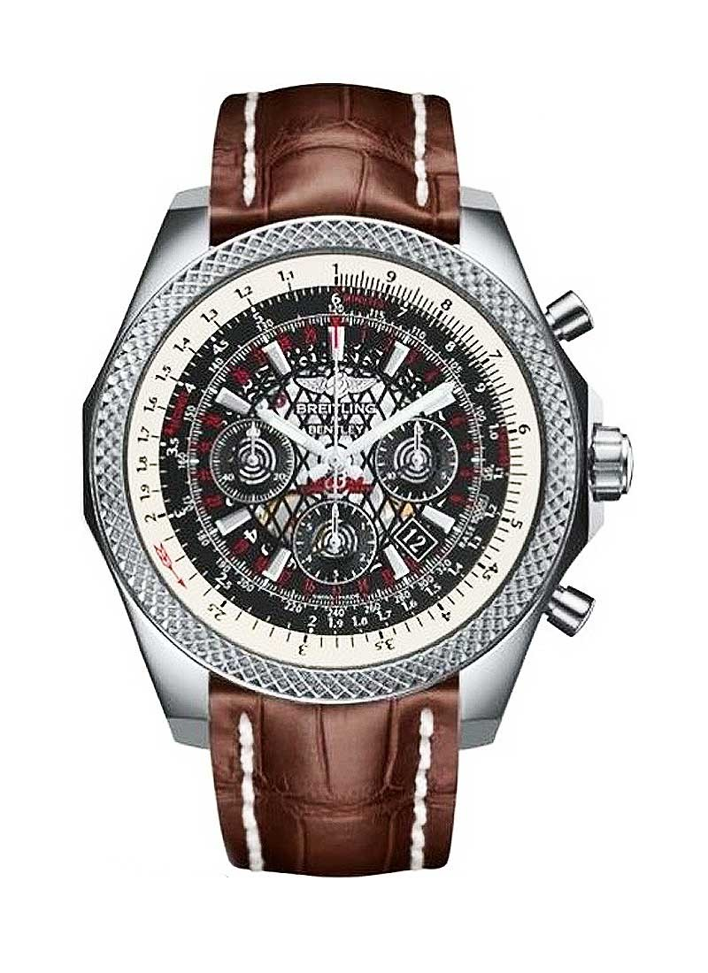 Breitling Bentley B06 Chronograph Automatic 49mm in Steel