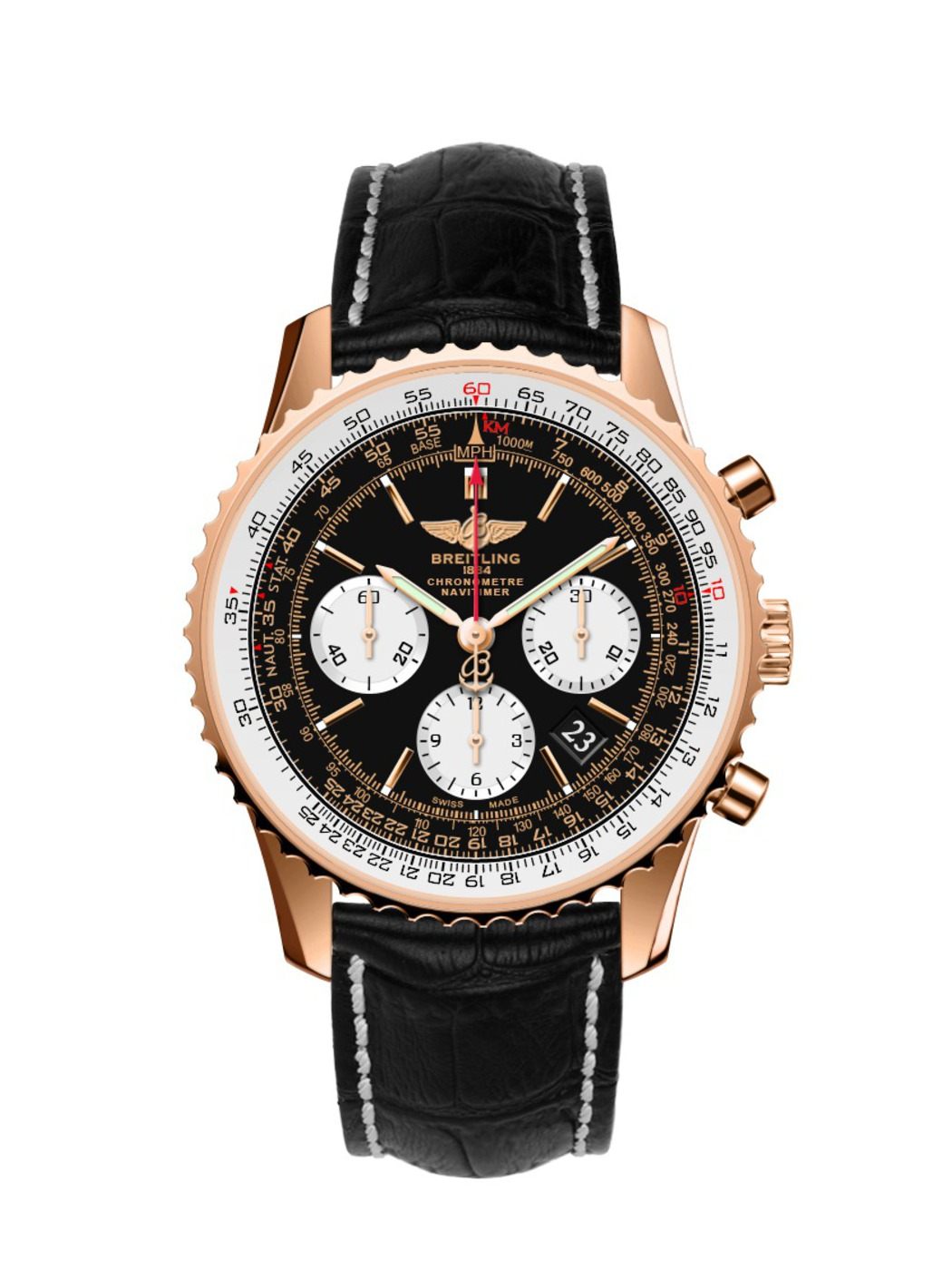 Breitling Navitimer 01 Chronograph Automatic in Rose Gold