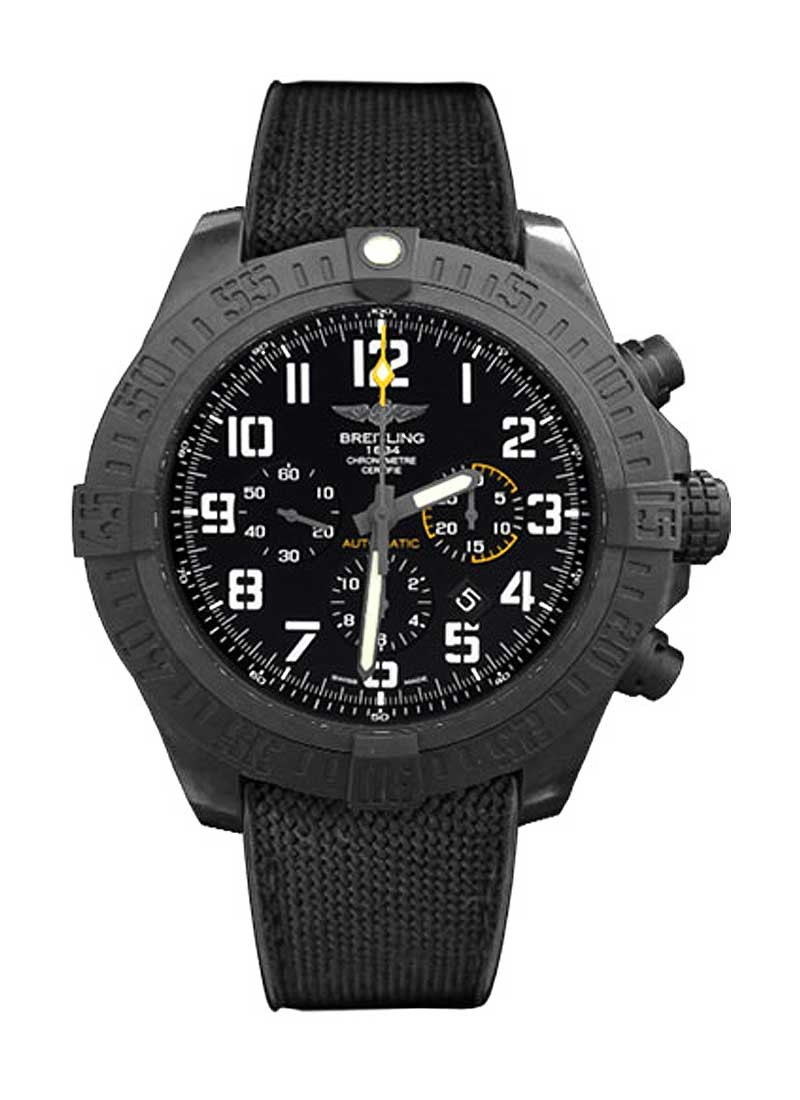 Breitling Avenger Hurricane in Ultralight Polymer
