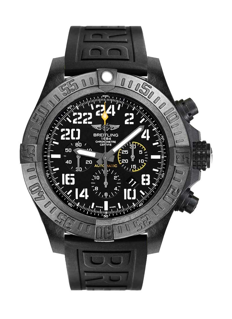 Breitling Avenger Hurricane Chronograph in Ultralight Polymer