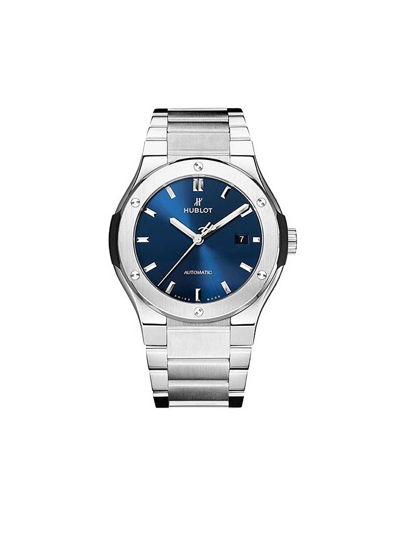 Hublot Classic Fusion Automatic 42mm in Titanium