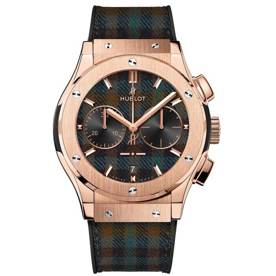 Hublot Classic Fusion Chronograph Italia 45mm in King Gold - Limited Edition of 50 Pieces