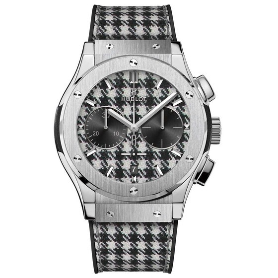 Hublot Classic Fusion Chronograph Italia 45mm in Titanium - Limited Edition of 100 Pieces