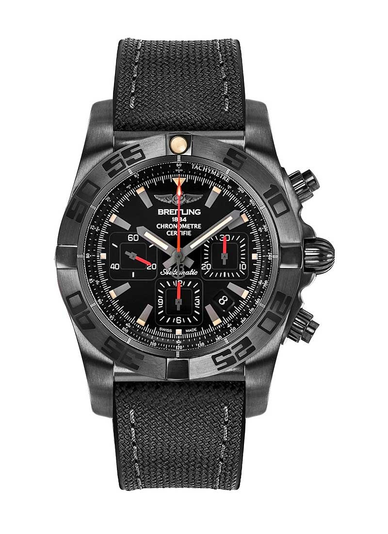Breitling Chronomat 44mm Automatic in Black Steel