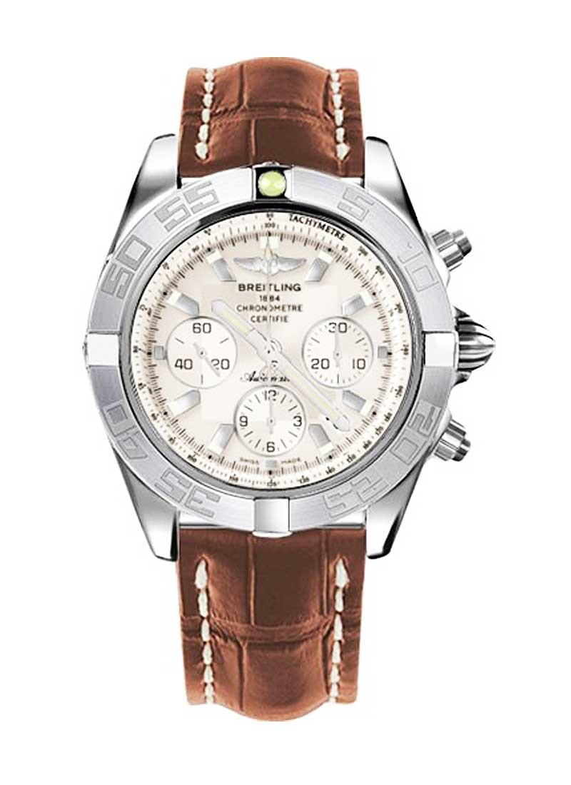 Breitling Chronomat 44 in White Gold - LImited Edition