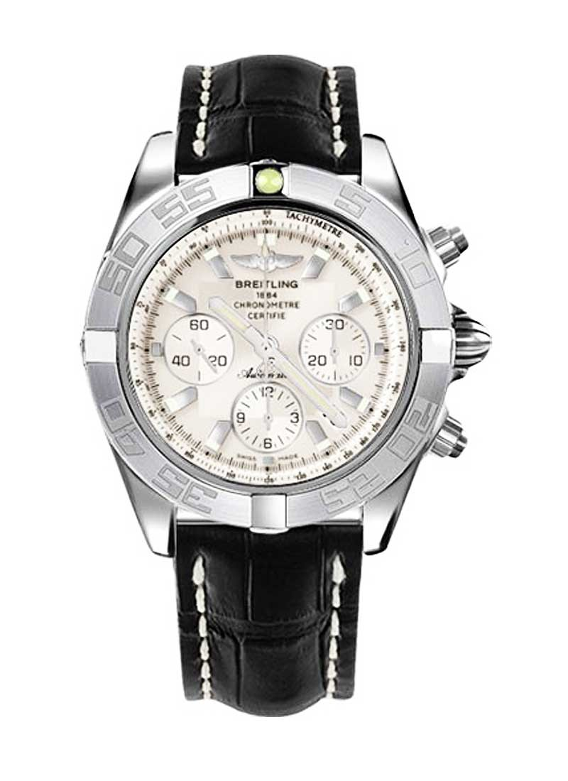Breitling Chronomat 44 in White Gold