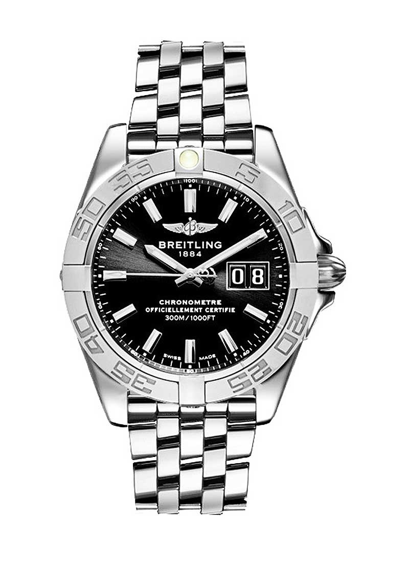 Breitling Galactic 41mm Automatic in Steel