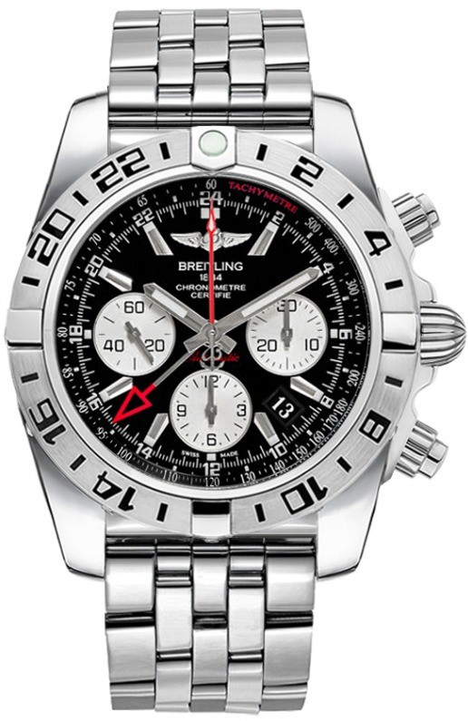 Breitling Chronomat GMT Chronograph 44mm in Steel
