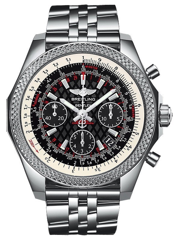 Breitling Bentley B06 S in Steel with Bezel