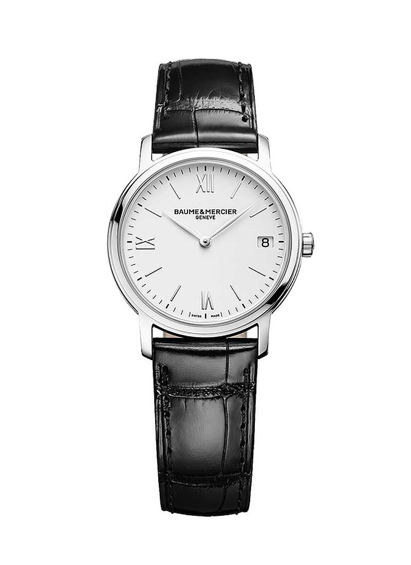 Baume & Mercier Classima 33mm Automatic in Steel