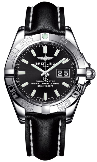 Breitling Galactic 41 in Steel